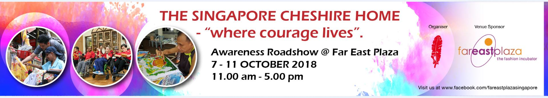 Far East Plaza Roadshow - 7th to 11th October 2018
